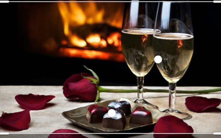 Hill Country Villa Romance Getaway
