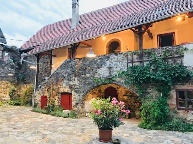Resterhof-Wachau an der Donau-Haupthaus