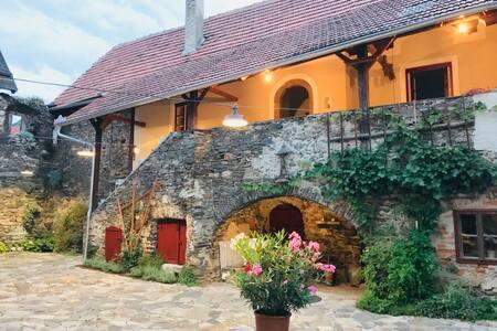 Resterhof-Wachau an der Donau, liebevoll saniert