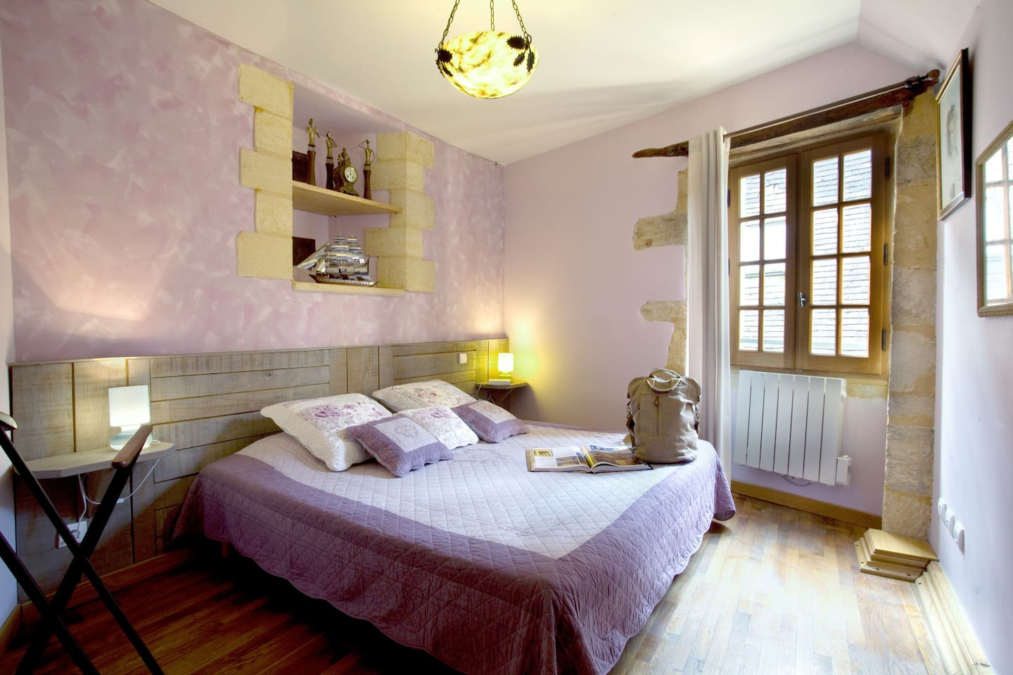 Rimbaud, remarkable 5* apartment