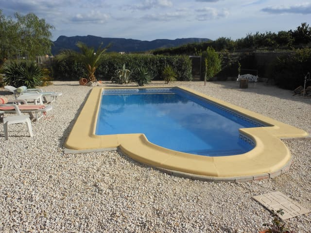 Beautiful Rural Spain B and B - Llutxent - Penzion (B&B)