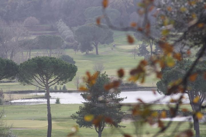Castel Gandolfo Golf House