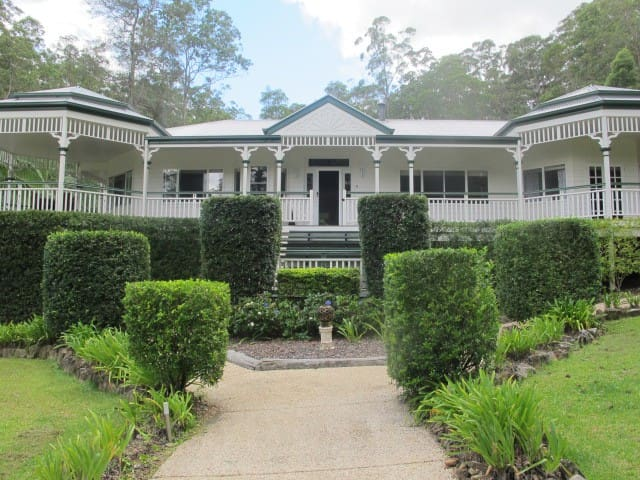 Mooloolah Valley acreage retreat - Mooloolah Valley - 公寓