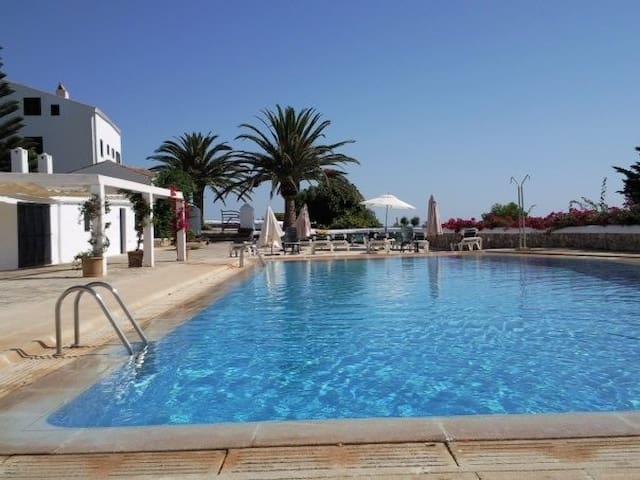 Apartment with sea views in Menorca - Sant Tomas - Huoneisto