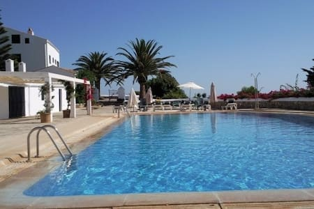 Apartment with sea views in Menorca - Sant Tomas - 아파트