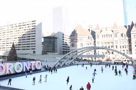 Financial District - 38th floor 2 Bedrooms - Toronto - Osakehuoneisto