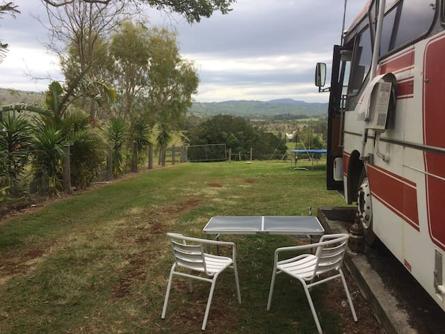 Scenic Views Byron Home on Wheels (close to  town) - Ewingsdale - Camper/RV