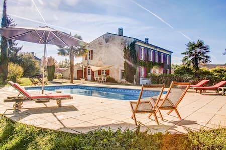 La maison de vacances - Saint-Dizant-du-Gua - Βίλα
