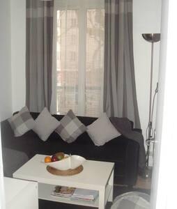 apartment equiped in PARIS center