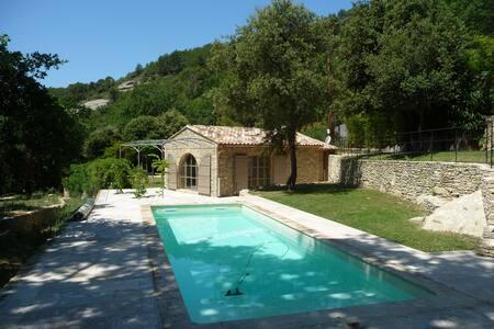 La Petite Etoile  avec piscine privée - Saumane-de-Vaucluse - House