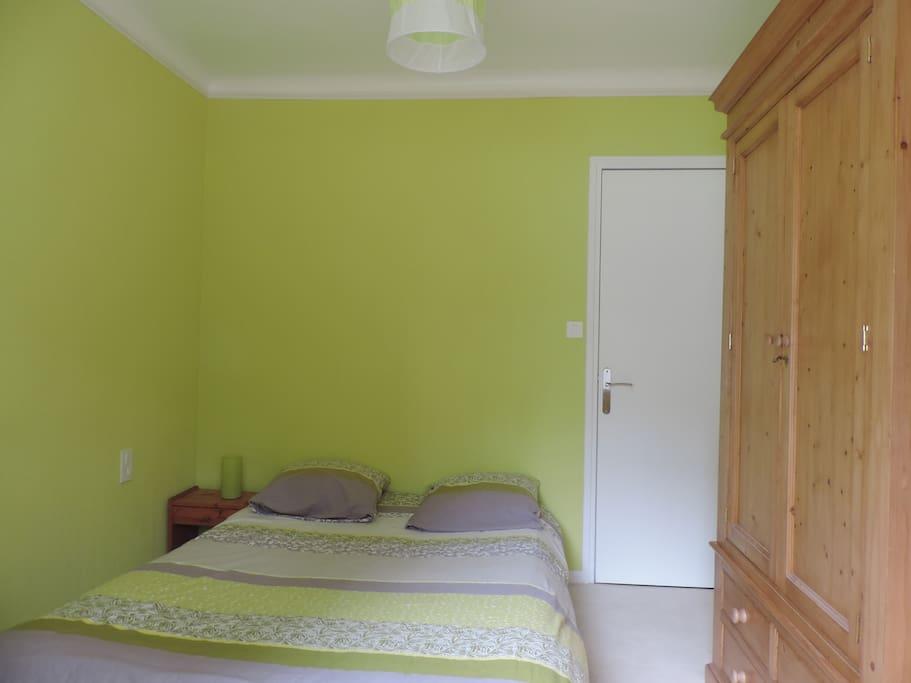 Chambre à la Villa le Mas