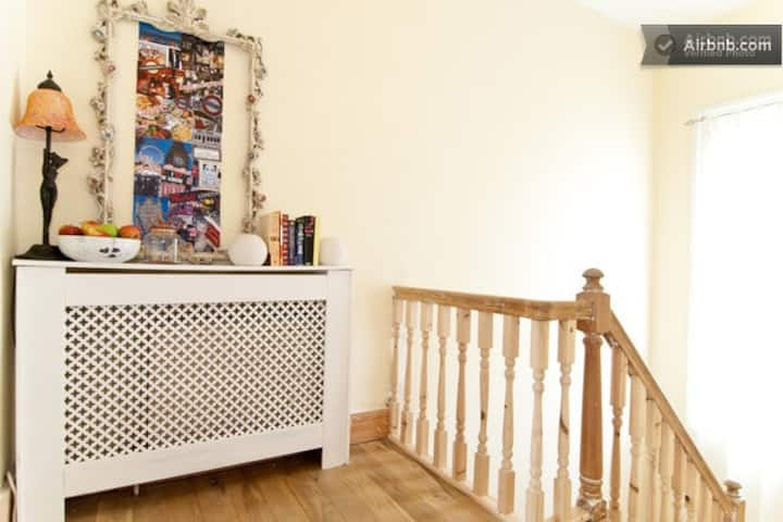 Twin Room Hammersmith Kensington