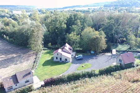 Au moulin de Rotteleux