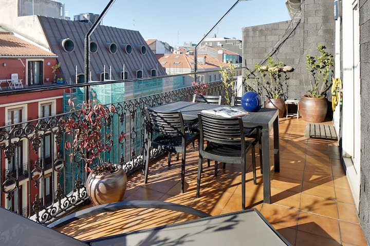 La Terraza by FeelFreeRentals