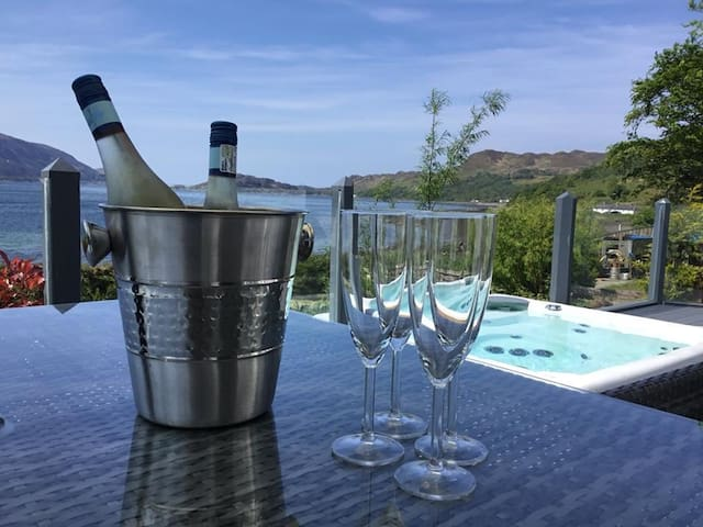 Knoydart The Gathering & Look Out Restaurant