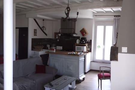 """Pour couple """"Chez Jeanine"""" au Cœur des Corbières - Villeneuve-les-Corbières - House"""