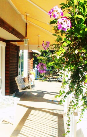 Our outdoor gathering areas make this place an amazing place to spend time in the spring, summer and fall.