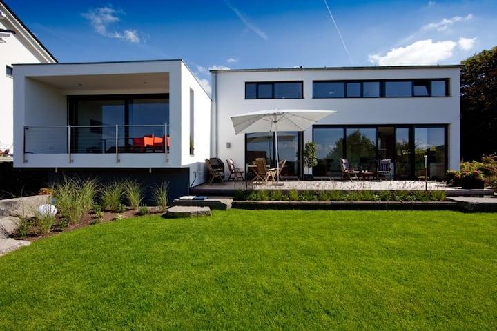 Design-Appartement in denWeinbergen