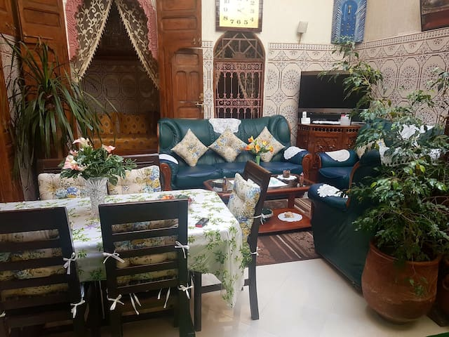 [ Modern Traditional Riad  ] - *females only