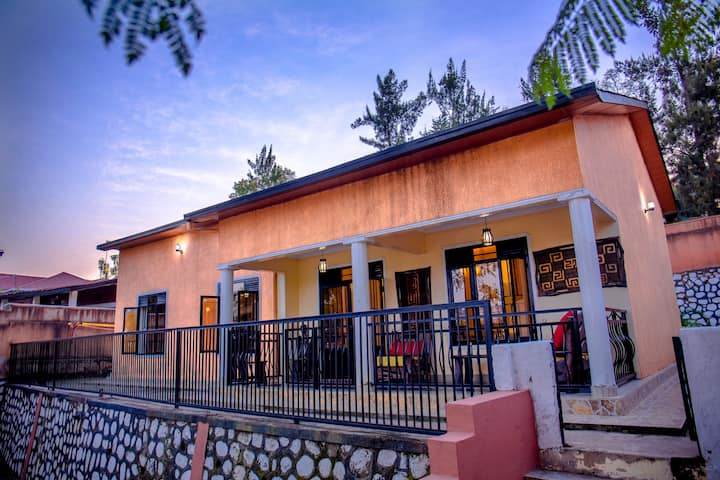 Private House near Kigali Conventional Center