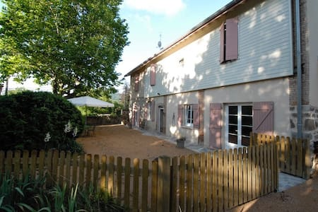 Self catering Sud Beaujolais - Saint-Romain-de-Popey - 独立屋