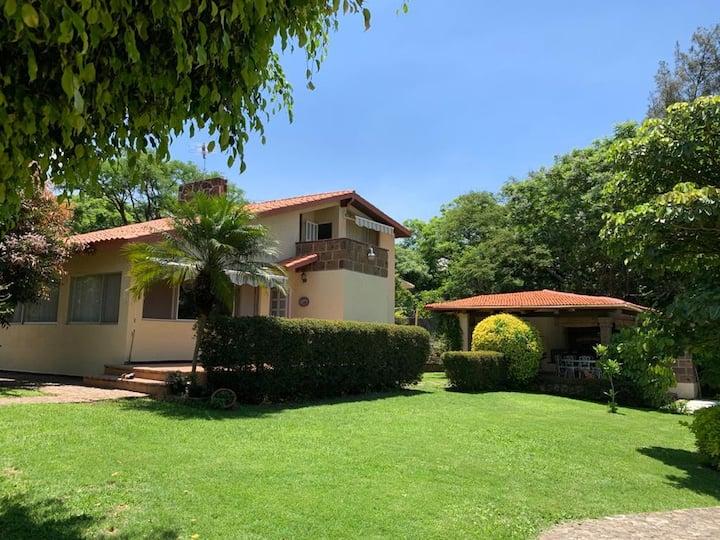Villa Magnolia en Tepoztlan Morelos