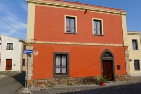 historical house10 min from beaches - San Vero Milis