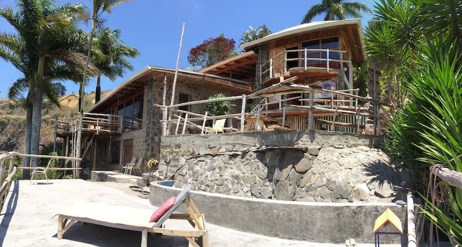 El Salto Ecolodge Jaguar Room for 2 - Paraíso