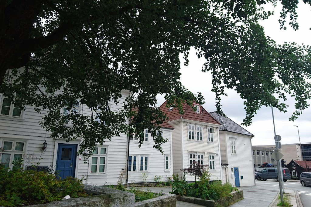House from the 1714. A stay in history with all benefits of a modern apartment.