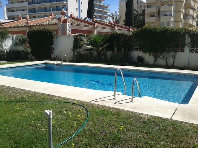 Estudio economico benalmadena costa - Benalmádena - Apartamento