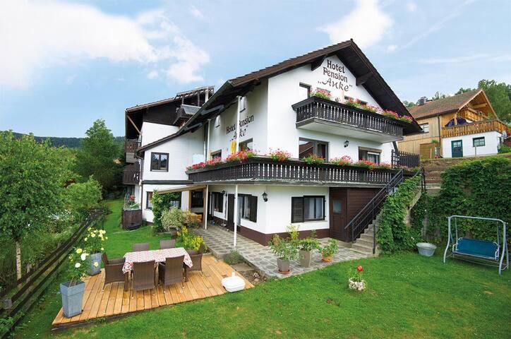 Hotel-Pension Anke (Bodenmais), Ferienwohnung 20 für bis zu 4 Personen