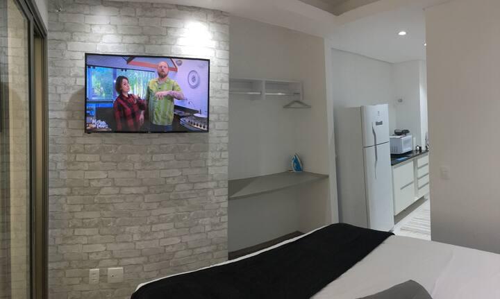 Studio Moderno Vila Madalena, Próx Metrô - Wi-Fi