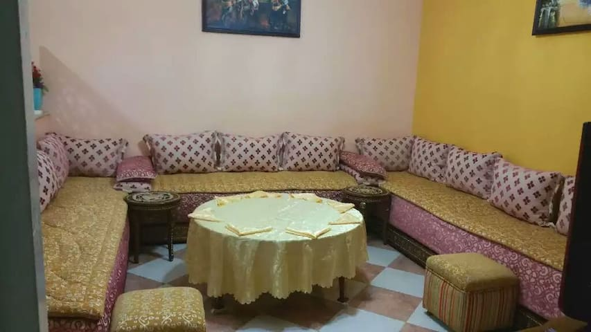 Petit appartement meublé wifaq - Témara - Apartment