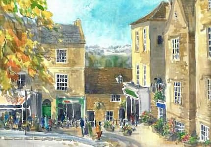 Cosy house central Chipping Norton - Chipping Norton - 一軒家