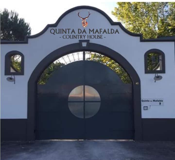 Quinta da Mafalda - Quarto Nº 3