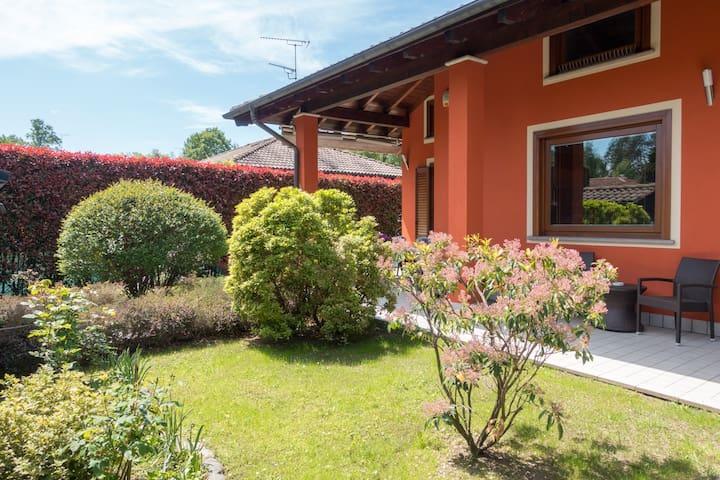 Villa Antichi Lagoni | Relax tra Lago e Natura
