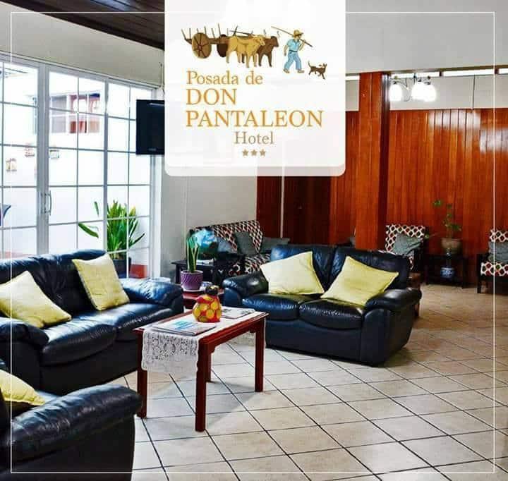 Hospitalidad con Tradición Nicaragüense