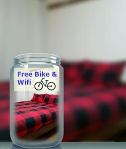 5min to Gion, Yasaka Jinja & Bike..306 - Sakyo Ward, Kyoto