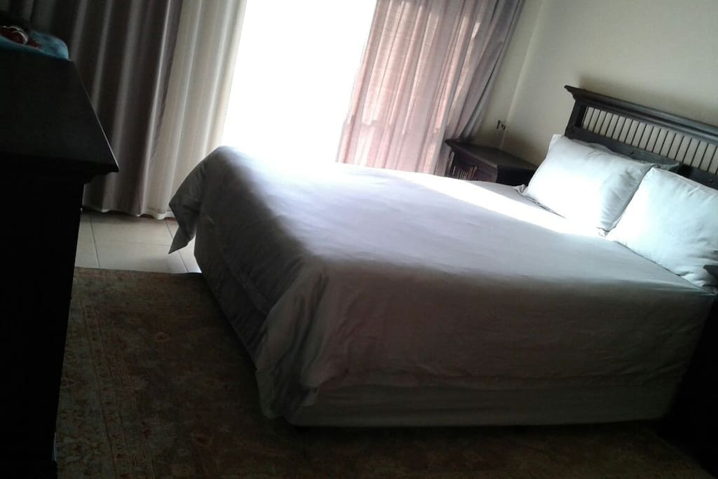 Host's bedroom