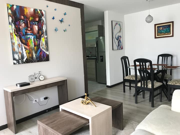 Comfy suite in La Mariscal quartier