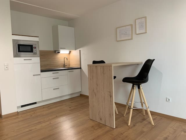 Studio Apartment in the heart of Bamberg