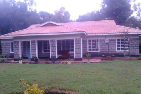 Karibu Kenya - Narok - Rumah