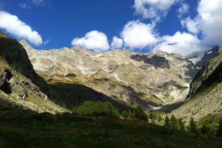 Maison de village à la montagne - Saint-Firmin