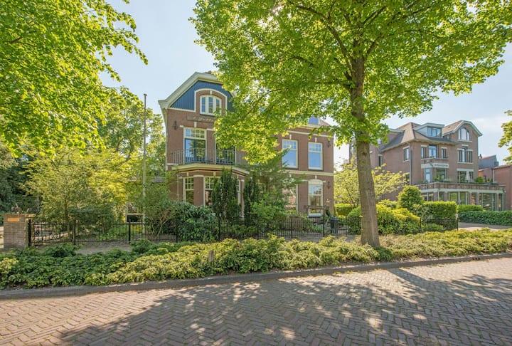 Appartement begane grond in Villa Juttershof