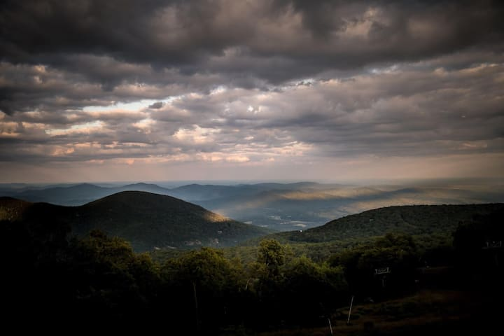 Mountain Views & Membership Pass