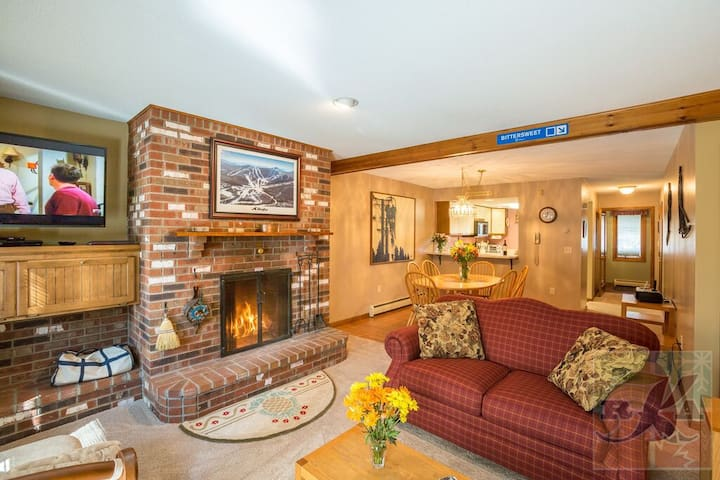 Beautiful Town Home close to Killington nightlife