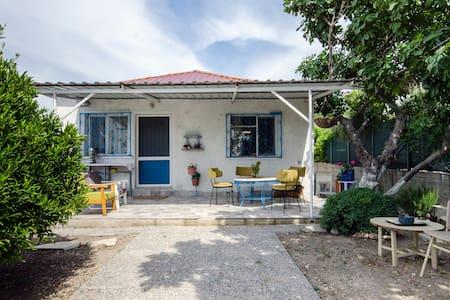 'Vineyard Cottage' in Urla for nature lovers... - Kuşçular Köyü