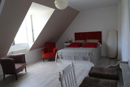 1 Chambre dans maison individuelle - Onzain - Hus