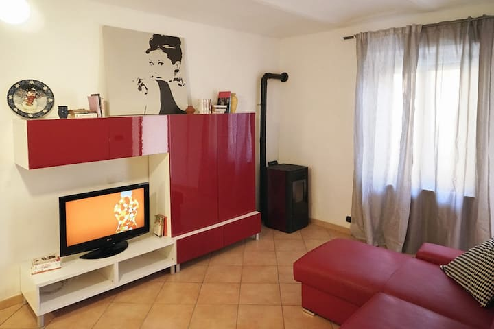 Casa Vidrere a due passi da Alba - Roddi - Apartament