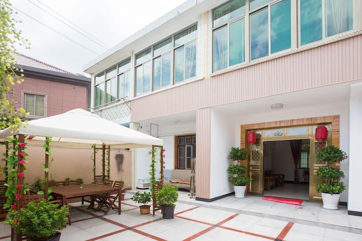 宁波刘家小院 - Ningbo - Casa
